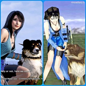 Rinoa Heartilly ZAMAN NOW ZAMAN OLD