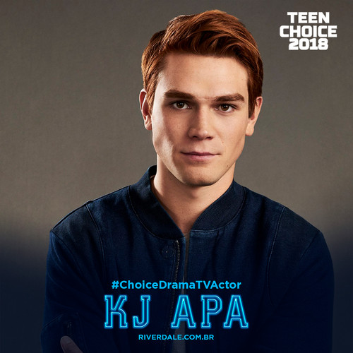 Riverdale (2017 TV series) Обои called KJ Apa