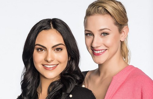 Riverdale (2017 TV series) fond d'écran entitled Lilli and Camila