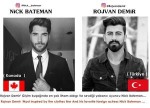 Rojvandemir,nick bateman ,nick,bateman,photo,beautiful,kanada,turkiyenin en handsome ,erkekleri,