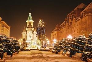 Romania giáng sinh