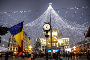 Romania 圣诞节