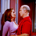 Roz and Bulldog - frasier icon