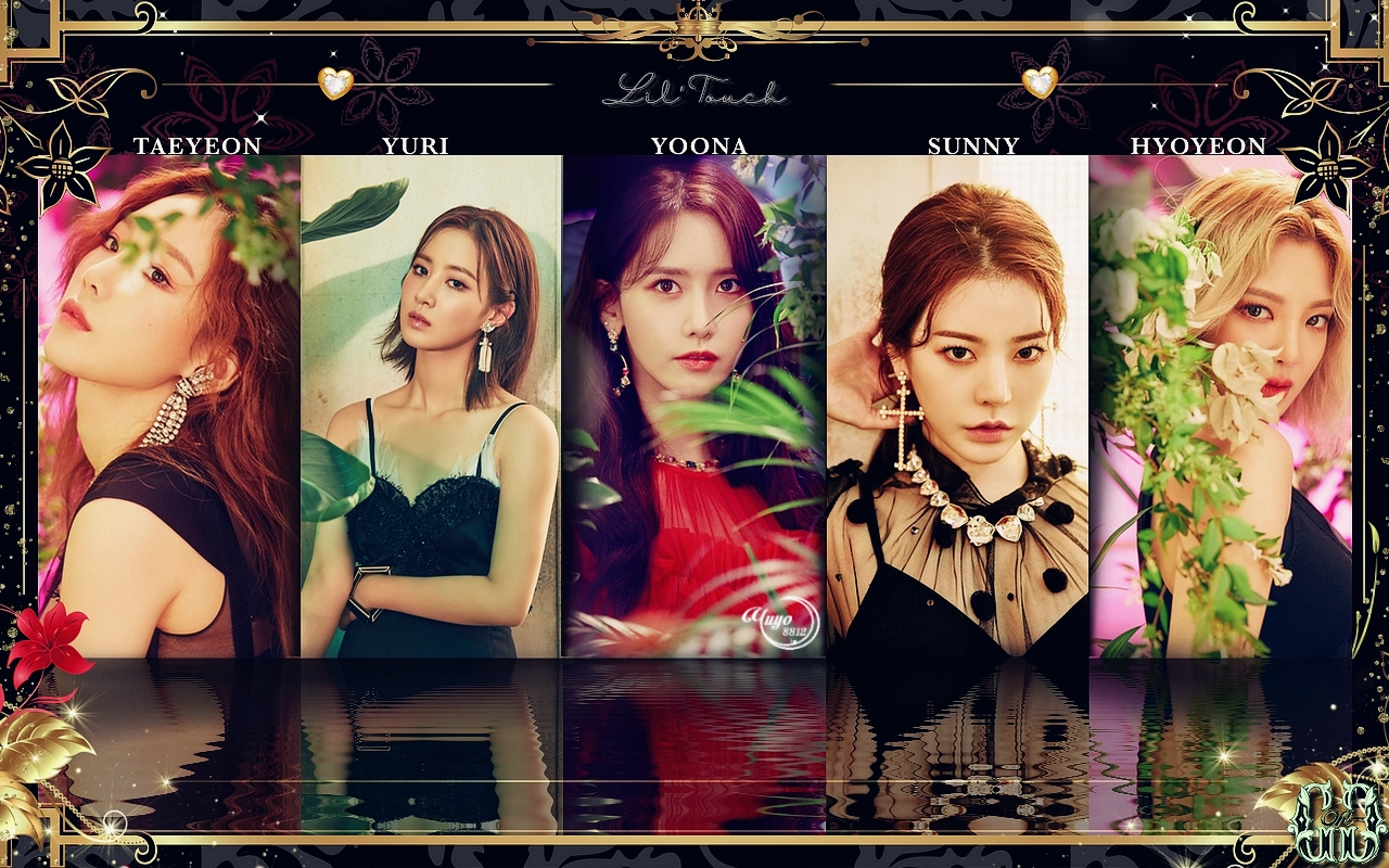 SNSD-OH GG_ LIL TOUCH_