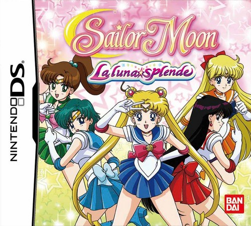 Video Games wallpaper titled Sailor Moon: La Luna Splende