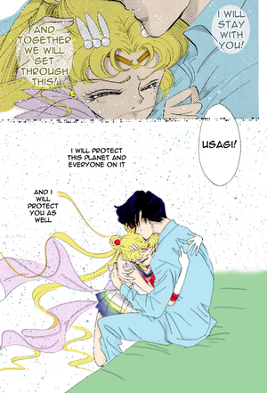 Sailor Moon - Manga