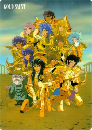 Saint Seiya (Knights of the Zodiac) larawan