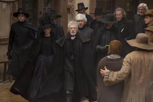 Salem: Departures