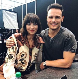 Sam and Cait (October, 2018)