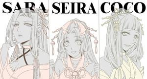 Sara/Seira/Coco
