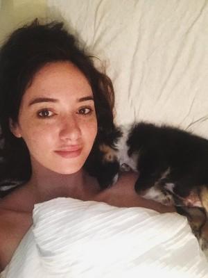 Sara selfies