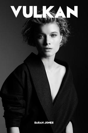 Sarah Jones - Vulkan Photoshoot - 2017