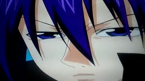 Satoshi Hiwatari/Satoshi Hikari Cosplays as Dark Mousy