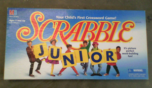 Scrabble Junior 90s Version