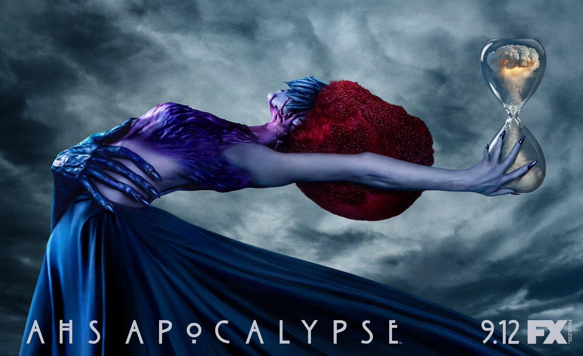 Season 8 Promotional Poster