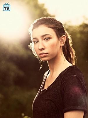 Season 9 Character Portrait ~ Enid