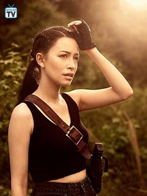 Season 9 Character Portrait ~ Rosita
