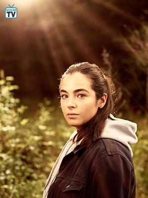 Season 9 Character Portrait ~ Tara