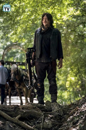 9x01 ~ A New Beginning ~ Daryl