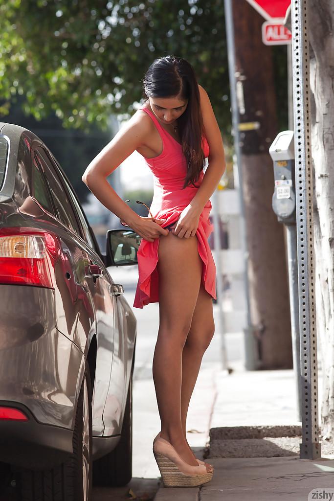 Naked latina virgin vagina