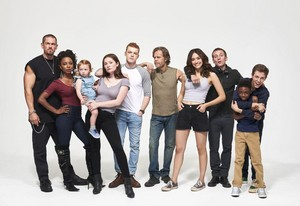 Shameless Season 9 Cast Official Picture
