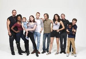 Shameless Season 9 Cast Official Picture