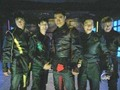 Shane  Dustin  Hunter  Blake  and Cam - power-rangers-and-sailor-moon photo