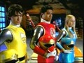 Shane  Dustin  and Tori Wind Rangers - power-rangers-and-sailor-moon photo