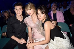 Shawn Camila and Taylor