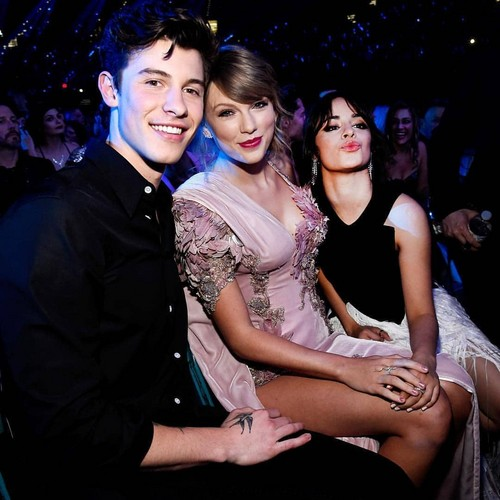 Shawn Mendes 壁纸 called Shawn Camila and Taylor