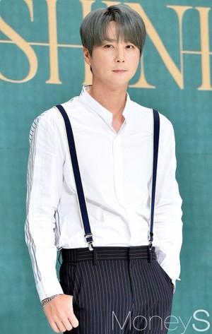 Shinhwa TWENTY press conference 20180828 - Media Pics