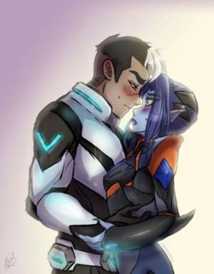 Shiro and Acxa