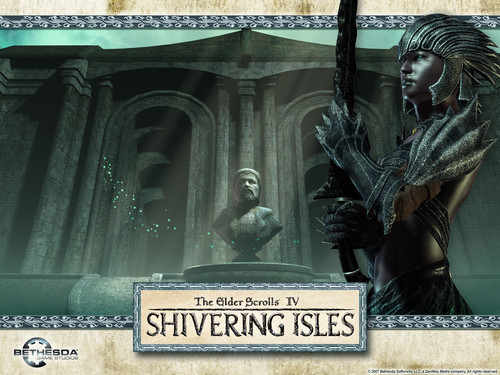 Oblivion (Elder Scrolls IV) fond d'écran titled Shivering Isles fond d'écran - Dark Seducer