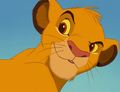 Simba as a cub - the-lion-king photo