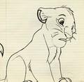 Simba - the-lion-king-2-simbas-pride fan art