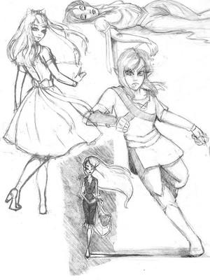 Sketchbook Page Copy