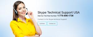 Skype Tech Support USA