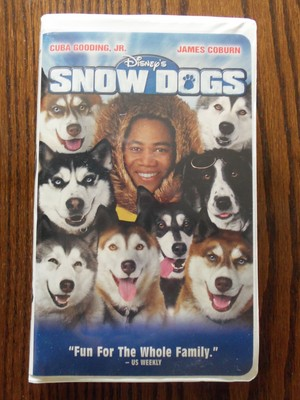 Snow Anjing On kaset video, videocassette