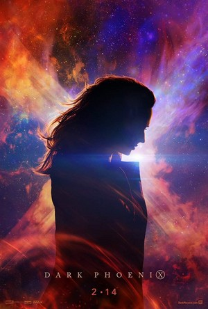 "Sophie Turner at ""Dark Phoenix"" Poster"