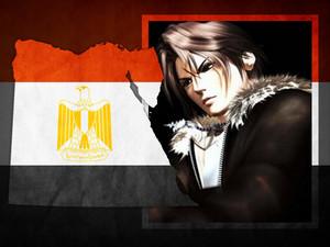 Squall Leonhart BASTARDS EGYPT 爱情 WAR IN EGYPT