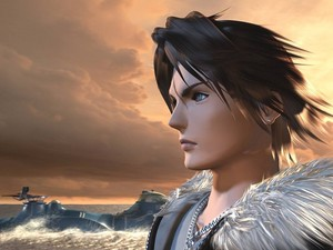 Squall Leonhart FINAL FANTASY VIII BASTARDS