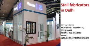 Stall Fabricators in Delhi