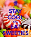 Stay Cool And Eat Sweeties