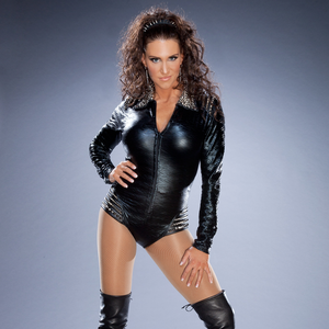 Stephanie McMahon in Pantyhose