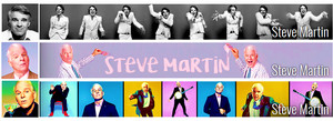 Steve Martin Icon/Banner Previews