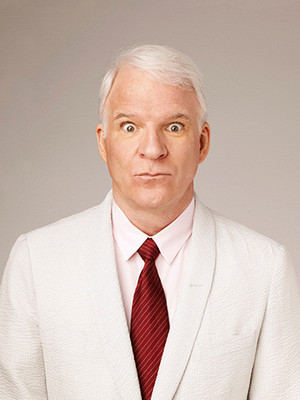 Steve Martin - Parade Magazine Photoshoot - 2009