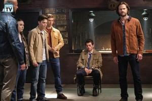 Supernatural - Episode 14.01 - Stranger in a Strange Land - Promo Pics
