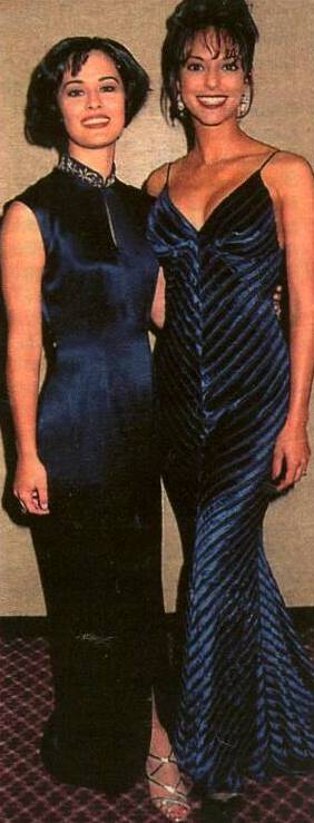 Sydney Penny & Eva LaRue