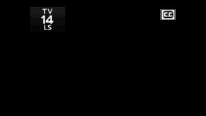 TV-14-LS CC Rating
