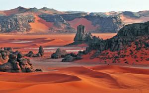 Tadrart Rouge, Algeria